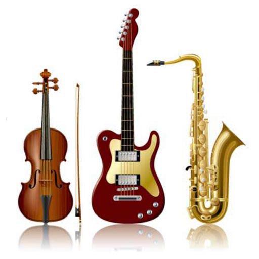 آلات موسیقی