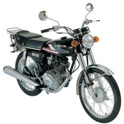 موتورسیکلت با حجم 125CC