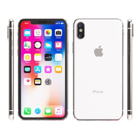 فروش اقساطی گوشي موبايل اپل مدل iPhone X ظرفيت 64 گيگابايت