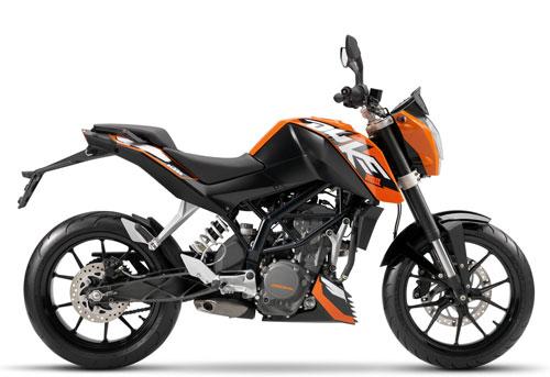 موتورسیکلت با حجم 200CC