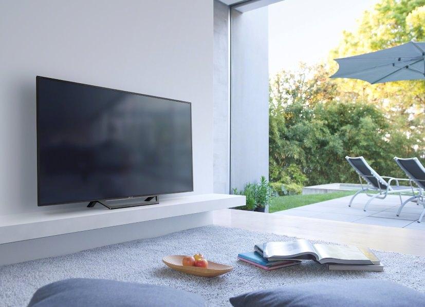 تلویزیون ال ای دی هوشمند سونی