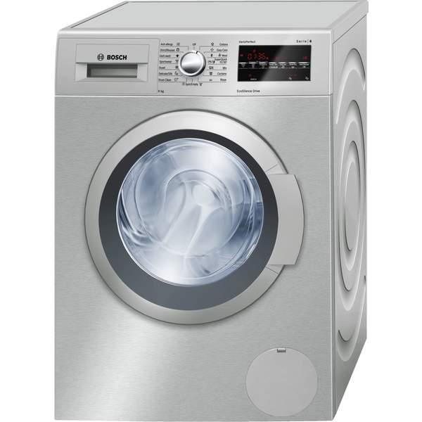 ماشین لباسشویی بوش مدل WAW32560GC با ظرفیت 9 کیلوگرم
