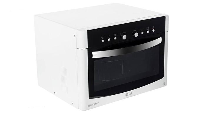مایکروویو ال جی سری سولاردام مدل MS94