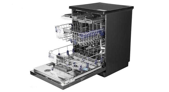 ماشین ظرفشویی ال جی DC75