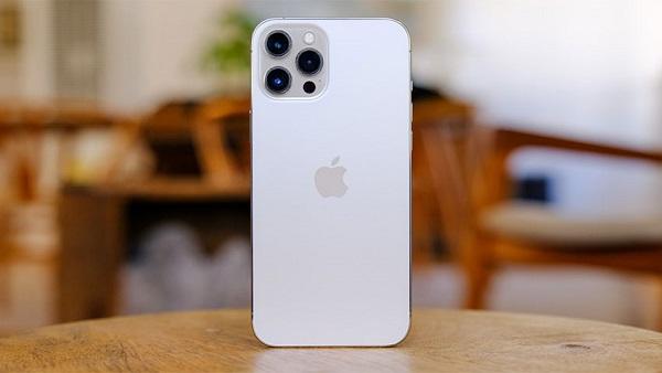 گوشی موبایل اپل مدل iphone 12 Pro Max دو سیم ظرفیت 256گیگابایت