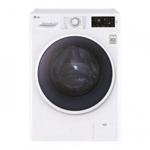 فروش اقساطی ماشین لباسشویی ال جی مدل WM-M84NW ظرفیت 8 کیلوگرم