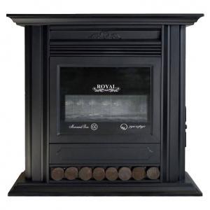 فروش اقساطی بخاری گازی مروارید سوز شرق طرح Royal Fireplace مدل 25000