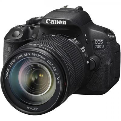 فروش اقساطی-دوربین دیجیتال کانن مدل ۷۰۰D