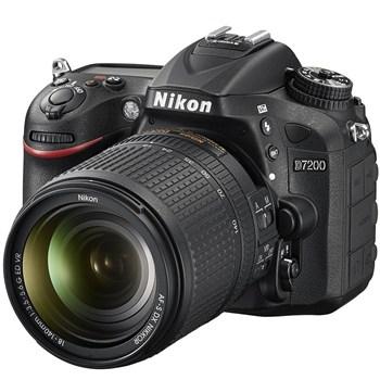 فروش اقساطی دوربين ديجيتال نيکون مدل D7200 به همراه لنز 18-140 ميلي متر