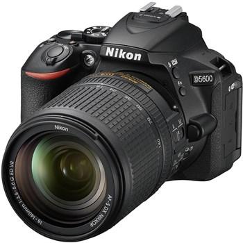 فروش اقساطی دوربين ديجيتال نيکون مدل D5600 به همراه لنز 18-140 ميلي متر VR AF-S DX