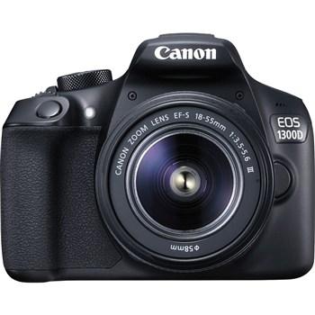 فروش اقساطی دوربين ديجيتال کانن مدل EOS 1300D به همراه لنز 18-55 ميلي متر IS II