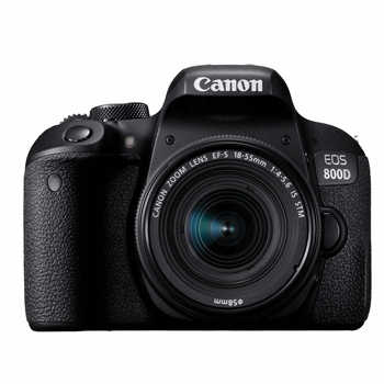 فروش اقساطی دوربین دیجیتال کانن مدل EOS 800D به همراه لنز 18-135 میلی متر IS STM