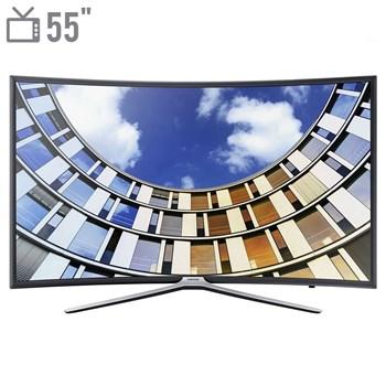 فروش اقساطی تلويزيون ال اي دي هوشمند خميده سامسونگ مدل 55M6975 سايز 55 اينچ