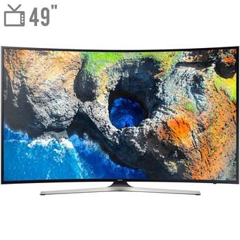 فروش اقساطی تلويزيون ال اي دي هوشمند خميده سامسونگ مدل 49MU7985 سايز 49 اينچ