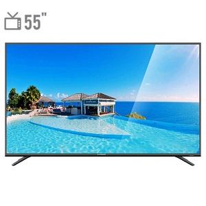 فروش اقساطی تلویزیون ال ای دی هوشمند ایکس ویژن مدل 55XTU625 سایز 55 اینچ