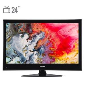 فروش اقساطی تلویزیون ال ای دی ایکس ویژن مدل 24XS450 سایز 24 اینچ