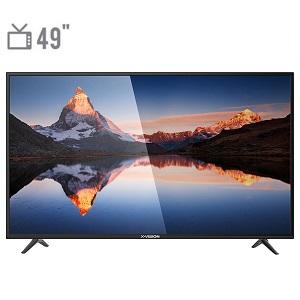 فروش اقساطی تلویزیون ال ای دی ایکس ویژن مدل 49XK560 سایز 49 اینچ