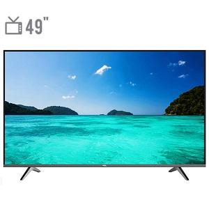 فروش اقساطی تلویزیون ال ای دی هوشمند تی سی ال مدل 49S6000 سایز 49 اینچ
