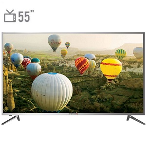 فروش اقساطی تلویزیون ال ای دی هوشمند دوو مدلDLE-55H5100 DPB سایز 55 اینچ