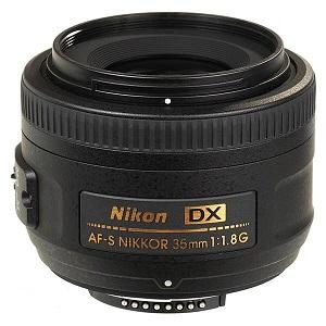 فروش اقساطی لنز نیکون مدل 35mm f-1.8G DX AF-S