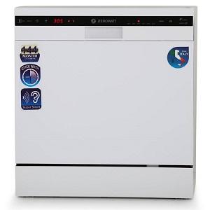 فروش اقساطی ماشین ظرفشویی رومیزی زیرووات مدل ZDCP8