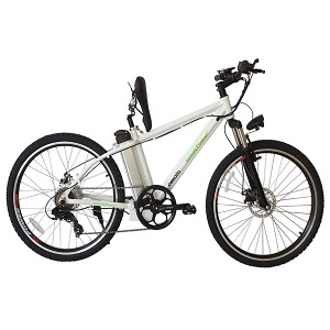 فروش اقساطی دوچرخه برقی گرین پاور مدل EB-05A-W سایز 26