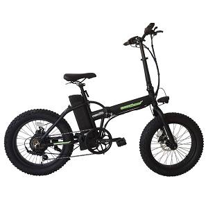 فروش اقساطی دوچرخه برقی گرین پاور مدل EB-08A-B سایز 20