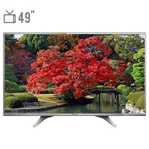فروش اقساطی تلویزیون ال ای دی هوشمند پاناسونیک مدل 49DX650R سایز 49 اینچ