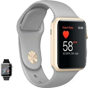 فروش اقساطی ساعت هوشمند مدل iWO-s همراه دو بند اضافه