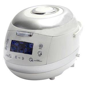 فروش اقساطی پلوپز 20 کاره دیجیتال لمسی سفید دلمونتی مدل DL660C