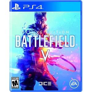 فروش اقساطی بازی Battlefield V Deluxe Edition مخصوص PS4