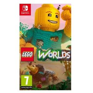 فروش اقساطی بازی Lego Worlds مخصوص Nintendo Switch