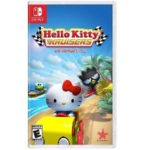 فروش اقساطی بازی Hello Kitty Kruisers مخصوص Nintendo Switch