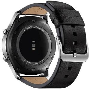 فروش اقساطی ساعت هوشمند سامسونگ مدل Gear S3 Classic SM-R770 Black Leather