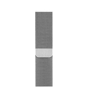 فروش اقساطی ساعت هوشمند اپل واچ سری 3 سلولار مدل42mm Stainless Steel Case with Milanese Loop