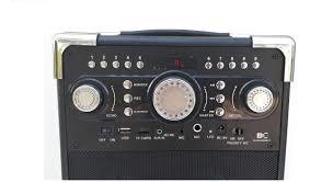 فروش اقساطی اسپیکر بی سیم کی ان استار مدل KQ-80BT
