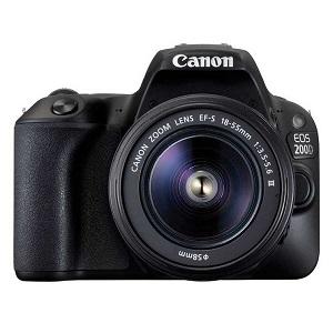 فروش اقساطی دوربین دیجیتال کانن مدل EOS 200D به همراه لنز EF-S 18-55 mm III f/3.5-5.6 DC