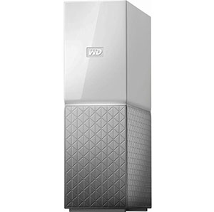 هارد اکسترنال وسترن دیجیتال مدل My Cloud Home WDBVXC0060HWT ظرفیت 6 ترابایت Western Digital My Cloud Home WDBVXC0060HWT External Hard Drive - 6TB