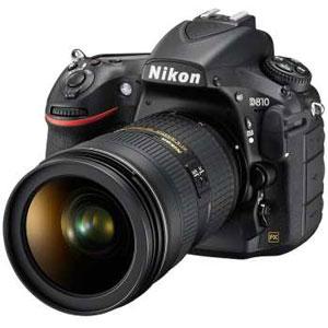 فروش اقساطی دوربین دیجیتال نیکون مدل D810 به همراه لنز 24-120 میلیمتر F/4G VR