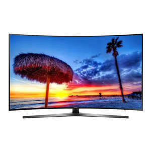 فروش اقساطی تلویزیون ال ای دی هوشمند خمیده سامسونگ مدل 49KU7975 سايز 49 اینچ