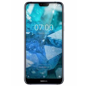 فروش اقساطی گوشی نوکیا مدل 7.1 با ظرفیت داخلی 64 گیگابایت