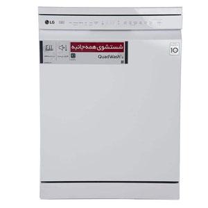 فروش اقساطی ماشین ظرفشویی ال جی مدل XD64W-GSC