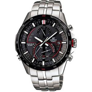 فروش اقساطی ساعت مچی عقربه ای مردانه کاسیو مدل EQS-A500DB-1AVDR