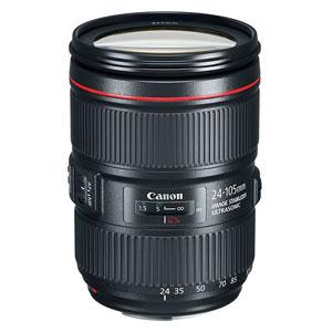 فروش اقساطی لنز دوربین کانن مدل 24-105 میلی متر IS II