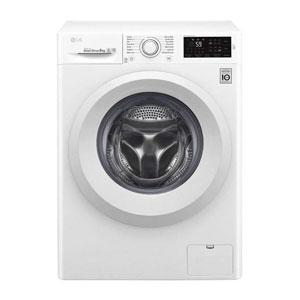 فروش اقساطی ماشین لباسشویی ال جی مدل WM-821NW ظرفیت 8 کیلوگرم