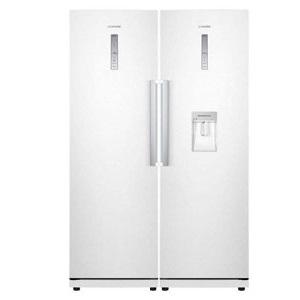 فروش اقساطی یخچال و فریزر دوقلوی سامسونگ مدل RR30W-RZ30W