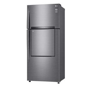 فروش اقساطی یخچال و فریزر ال جی مدل TF660TS