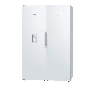 فروش اقساطی یخچال و فریزر بوش مدل KSW36VW304-GSN36VW314