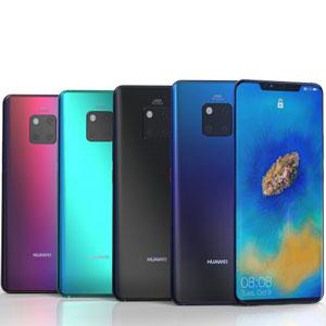 فروش اقساطی گوشی موبایل هواوی مدل Mate 20 Pro با 128 گیگابایت حافظه داخلی دو سیم کارت