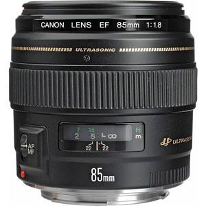فروش اقساطی لنز کانن EF 85mm F/1.8 USM